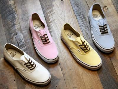 Ve a la moda con las zapatillas Vans