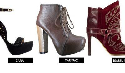 Tiendas de zapatos para todas