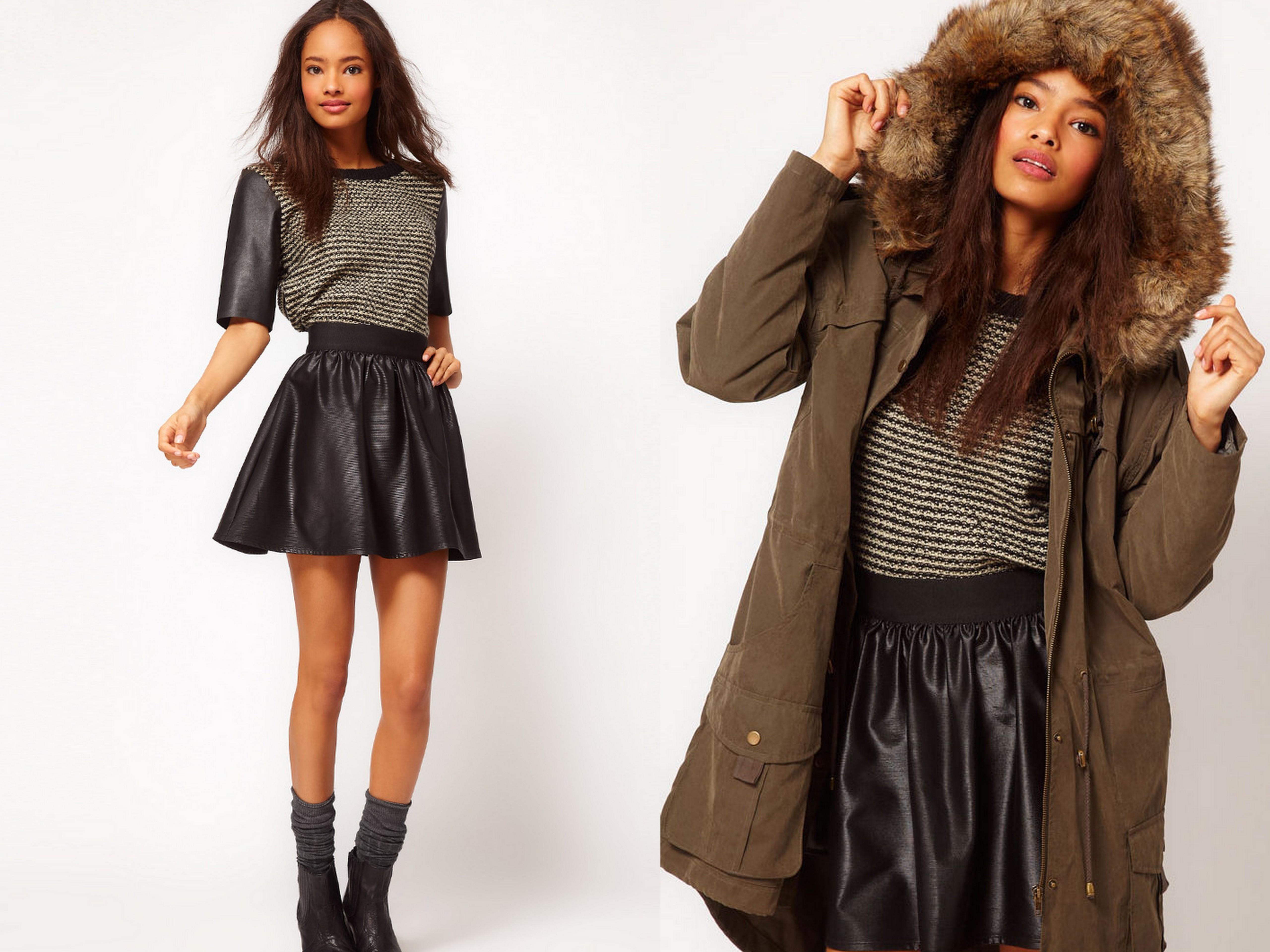 Descubre las últimas tendencias en moda de mujer en H&M. Compra ropa y accesorios de mujer y déjate inspirar por las últimas tendencias en moda.