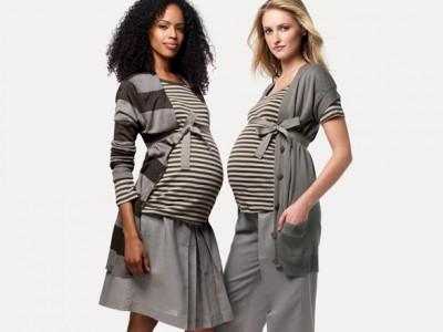 Vestir nueve meses de Zara premamá