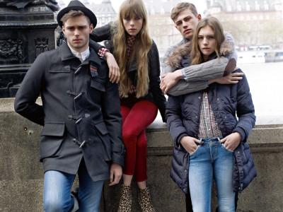 La colección Calling London de Pepe Jeans