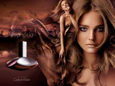 La sensualidad con Euphoria de Calvin Klein