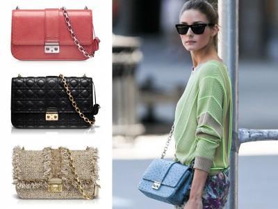 La excelencia en los bolsos de Dior