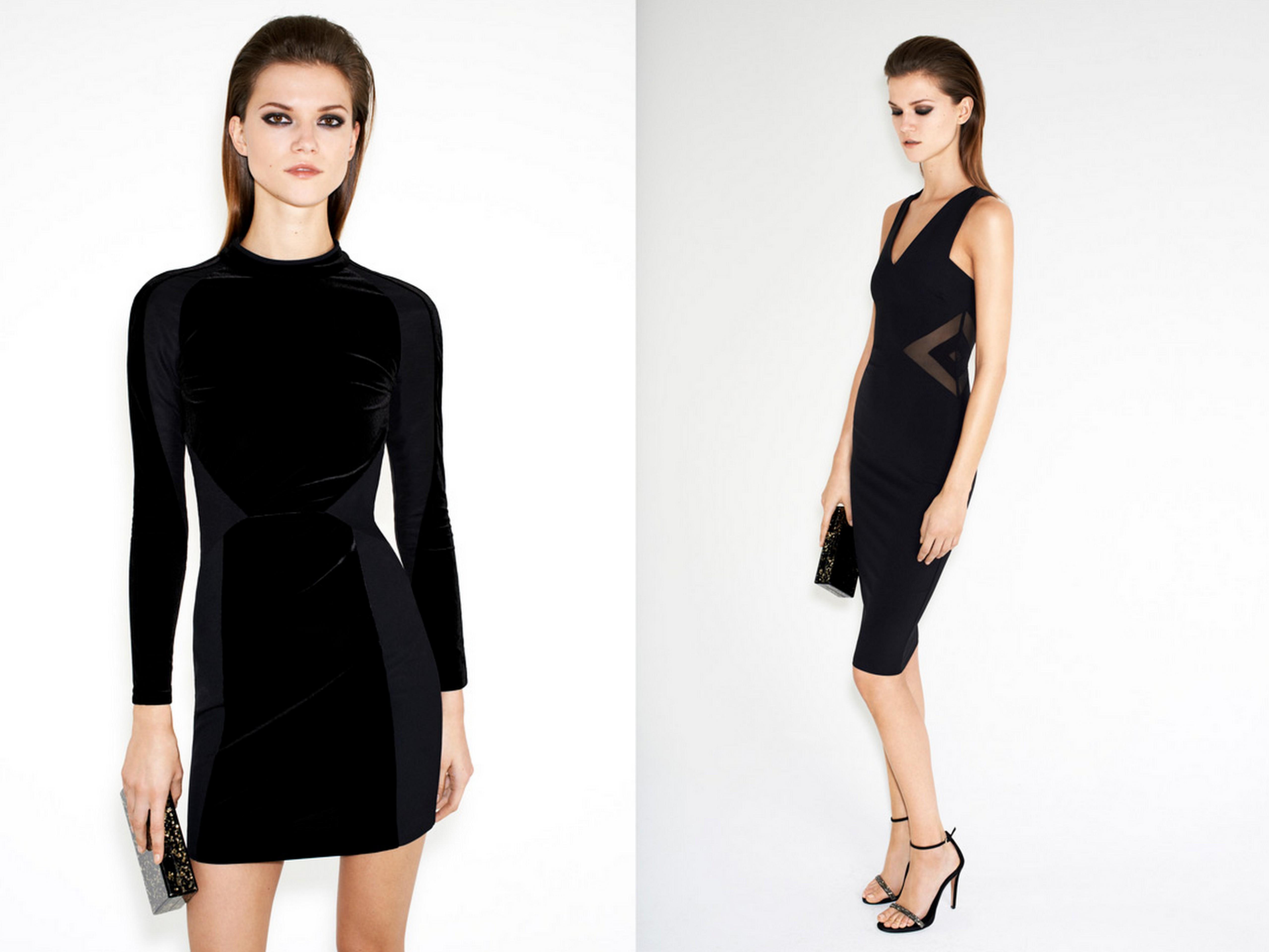 0a5a319b5d Vestidos de mujer a un precio irresistible en Zara - Mucha más Moda ...