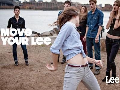 Muévete al ritmo de los vaqueros Lee