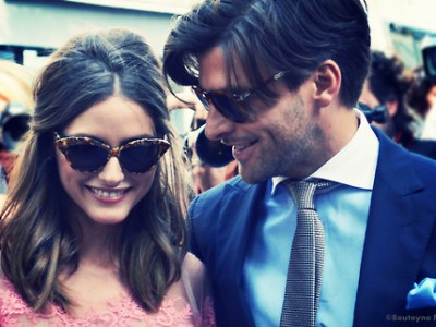 It girl: Olivia Palermo