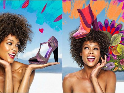 El desenfadado catálogo de zapatos de Desigual