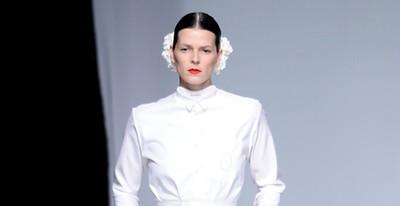 La magia de David Delfín en la Madrid Fashion Week
