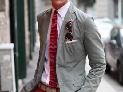 Saca a pasear tu estilo más british con las corbatas