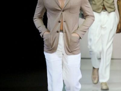 La nueva colección Armani para la temporada primavera-verano 2013