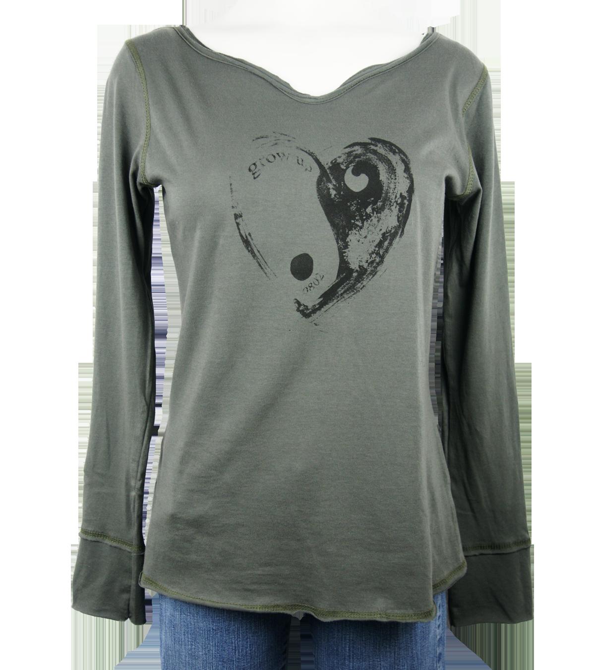 Camisetas Growpin con diseños artísticos sencillos, originales y desenfadados