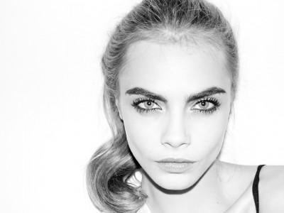 Las caras de la modelo Cara Delevingne