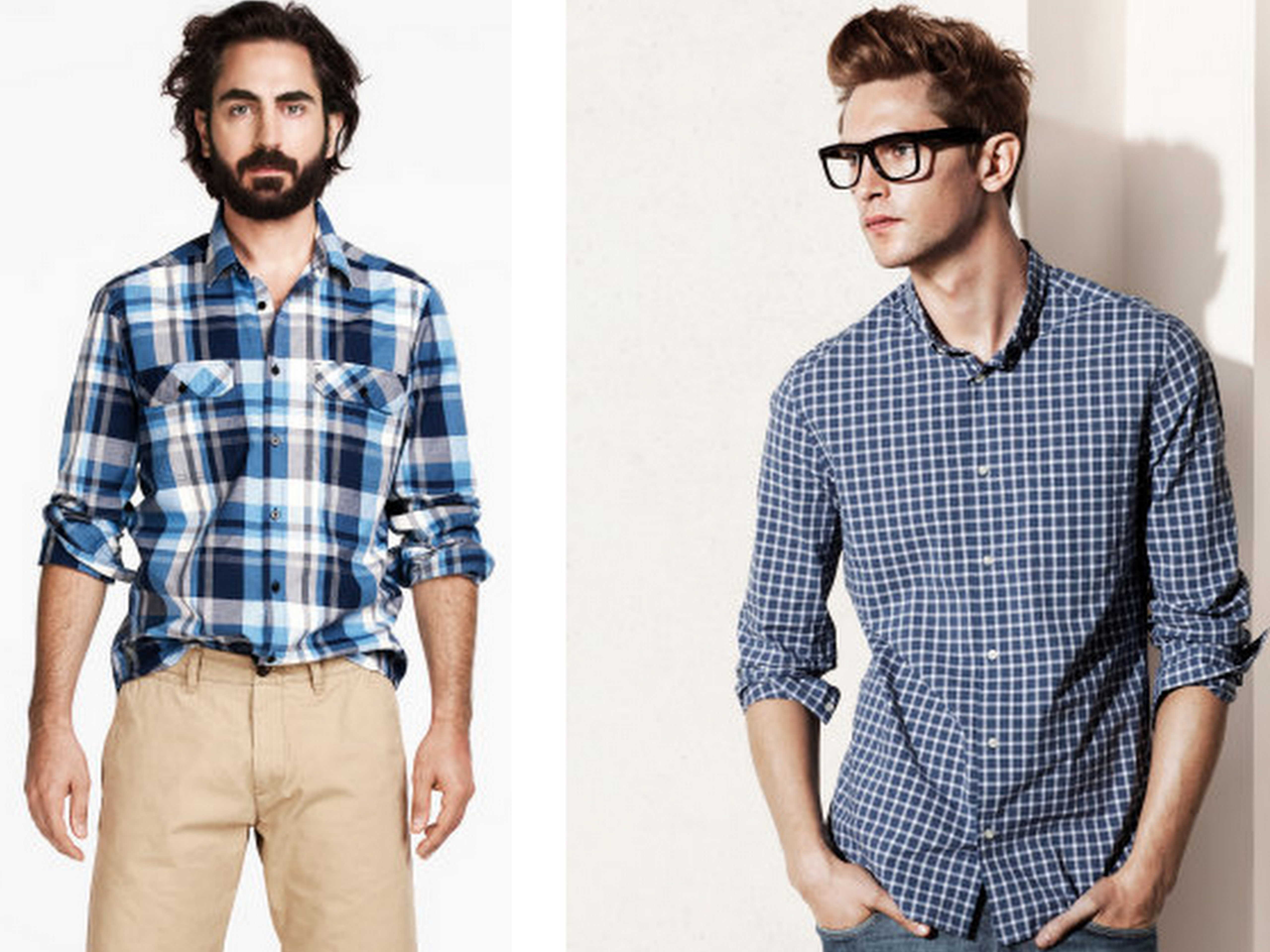 c580c7117c20d La colección de camisas para hombre de H M - Mucha más Moda