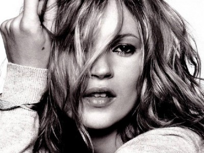 Supermodelo Kate Moss