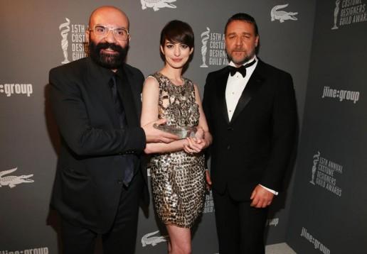 Paco Delgado, nominado al Oscar por su trabajo en Los Miserables