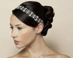 Los mejores Peinados para Novia 2012