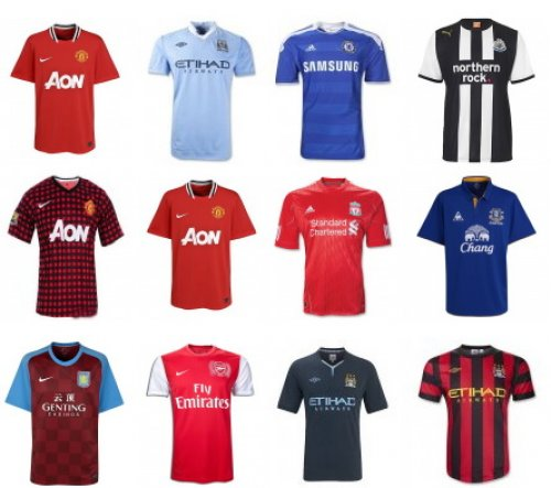 Las mejores camisetas de fútbol online