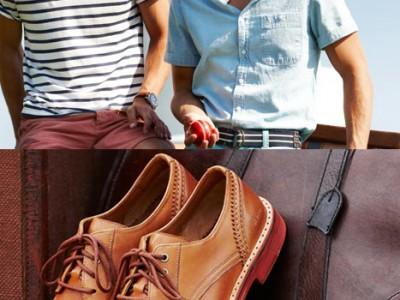 Clarks, una interesante propuesta de moda en zapatos para hombre