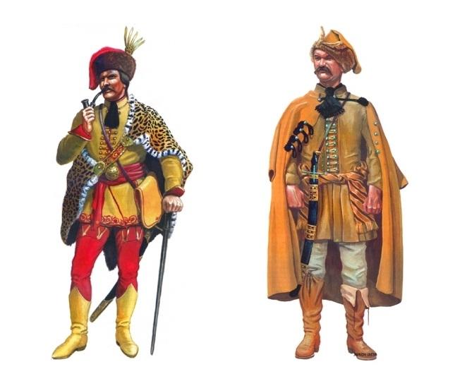 Las corbatas deben su origen a los mercenarios croatas del siglo XVII