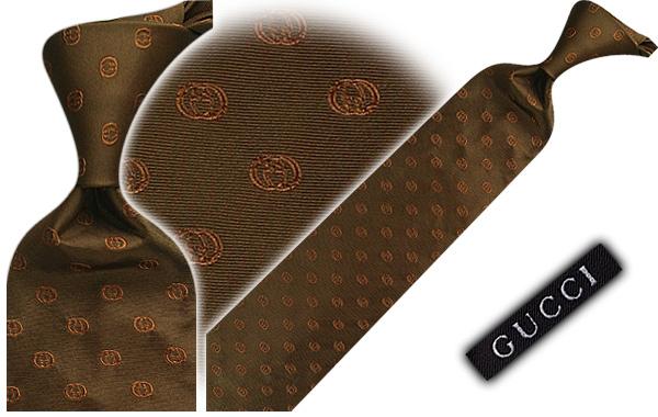 Corbatas y pañuelos exclusivos de Gucci