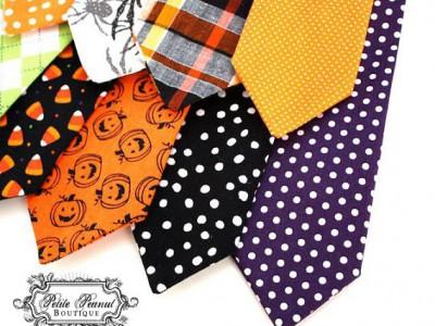 Las corbatas para niño y niña se abren camino entre los complementos infantiles