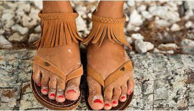 La nueva temporada de calzados Roxy