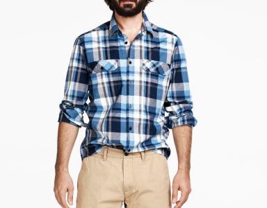 La colección de camisas para hombre de H&M