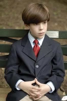 Las corbatas irrumpen con fuerza en la moda infantil