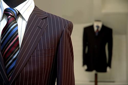 Los nudos de corbata condicionan el aspecto