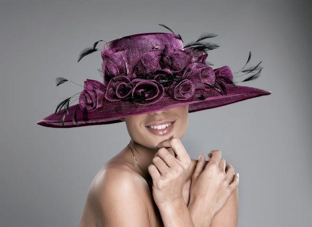 La pamela y el cloché, reinas de los sombreros de la nueva temporada de primavera