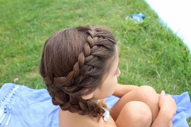 peinados para nias with ver peinados para nias