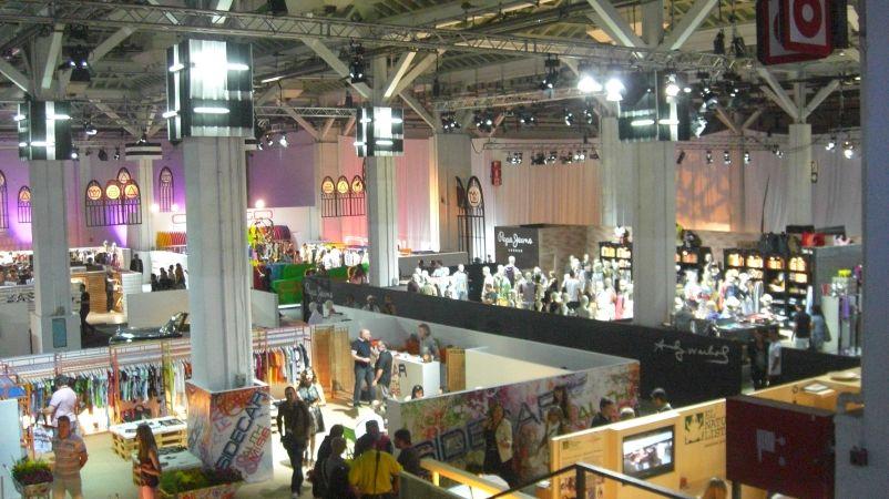 La moda internacional se da cita en el salón The Brandery