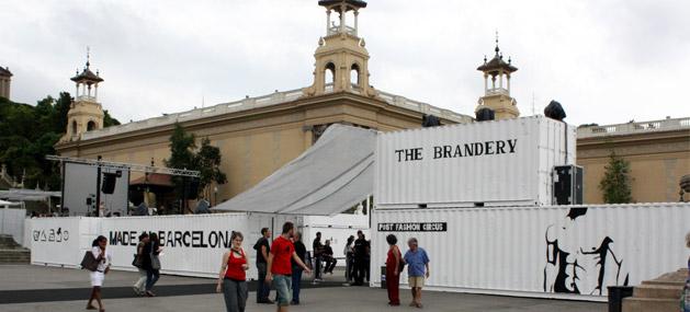 The Brandery, un referente de la moda internacional en Barcelona