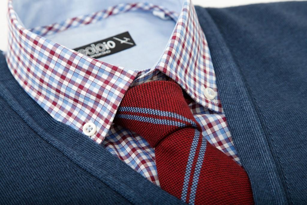 Entre todos los tipos de corbatas, las corbatas de lana destacan por su carácter y su personalidad