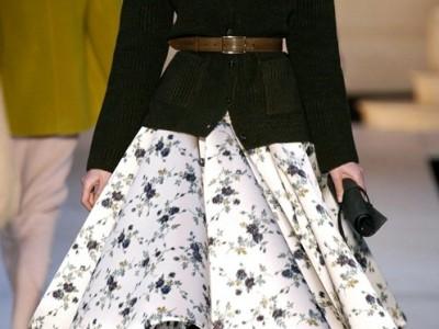 La colección retro de Rochas en París Fashion Week