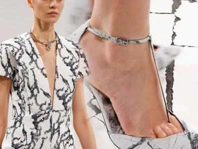 Seguimos en la Paris Fashion Week con Lanvin y Balenciaga