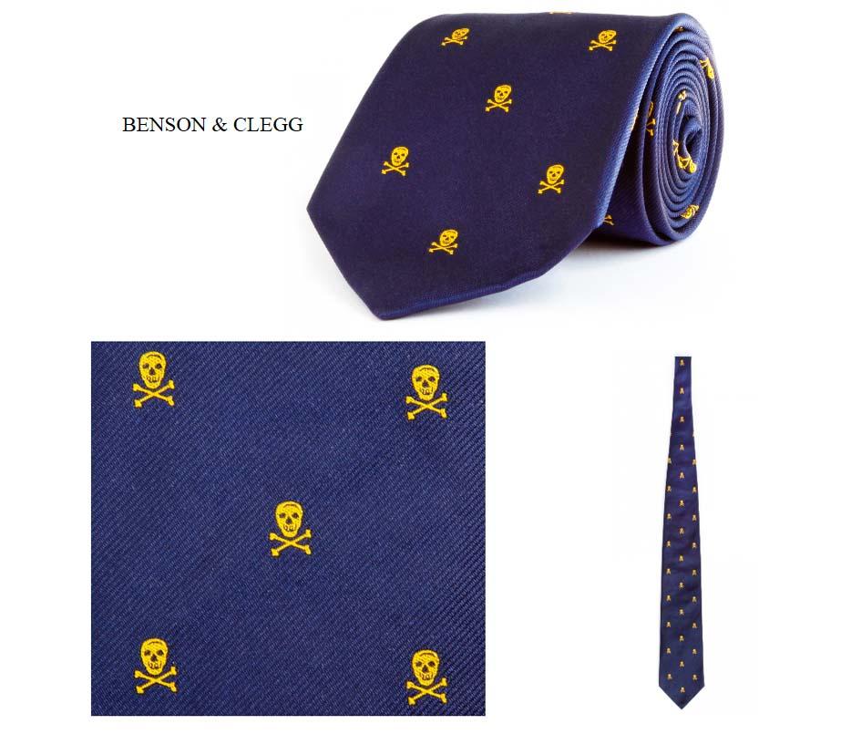 Corbatas Benson & Clegg