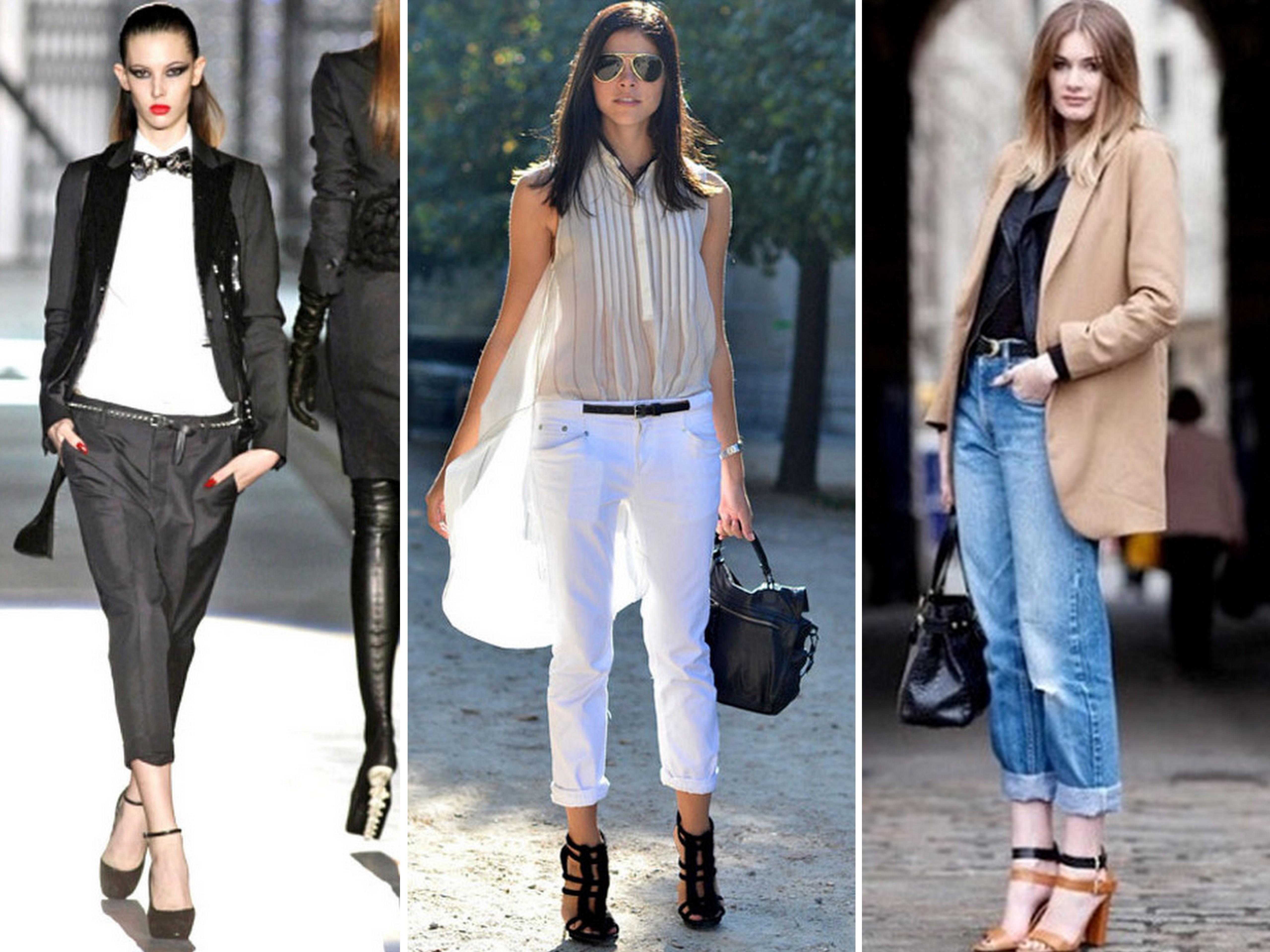 Estiliza Tu Figura Con Los Pantalones Capri Mucha Mas Moda Mucha Mas Moda