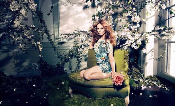 H&M apuesta por la moda ecológica y por Vanessa Paradis para presentar su nueva colección 'Conscious'