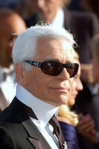 Karl Lagerfeld, uno de los nombres más importantes del diseño de moda
