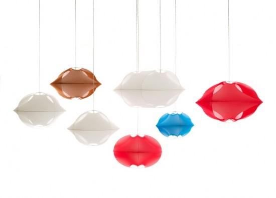 Lámparas Tenda de Benjamin Hubert