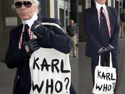 Karl Lagerfeld, un diseñador excéntrico con espíritu humanista