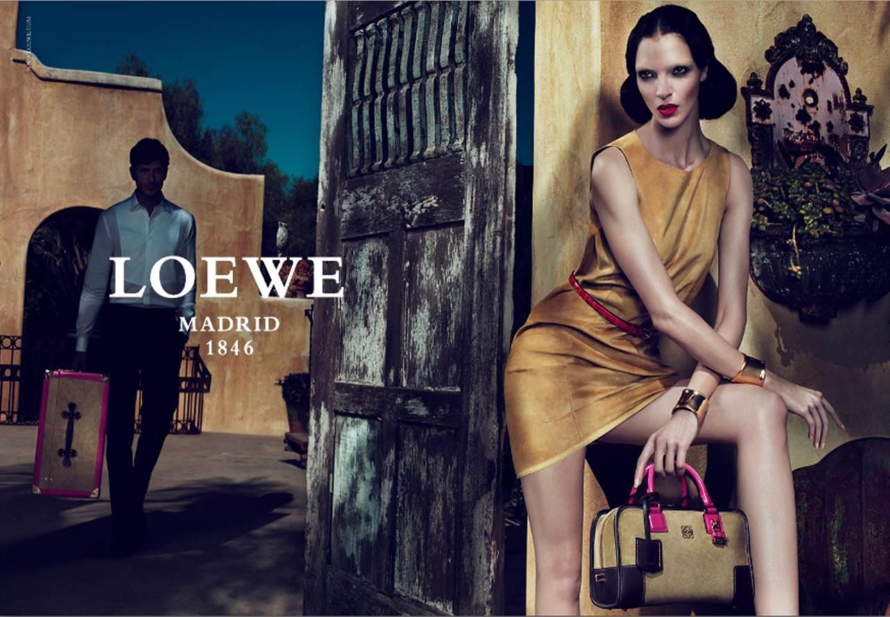 Loewe, desde 1846 marcando los ritmos de la moda española