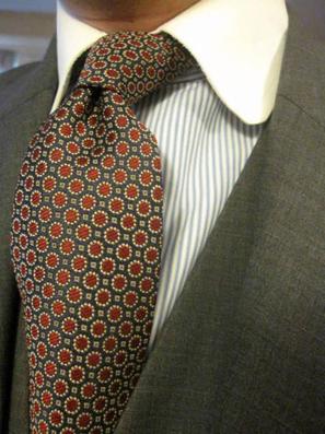 Las corbatas Macclesfield, exclusivas y elegantes