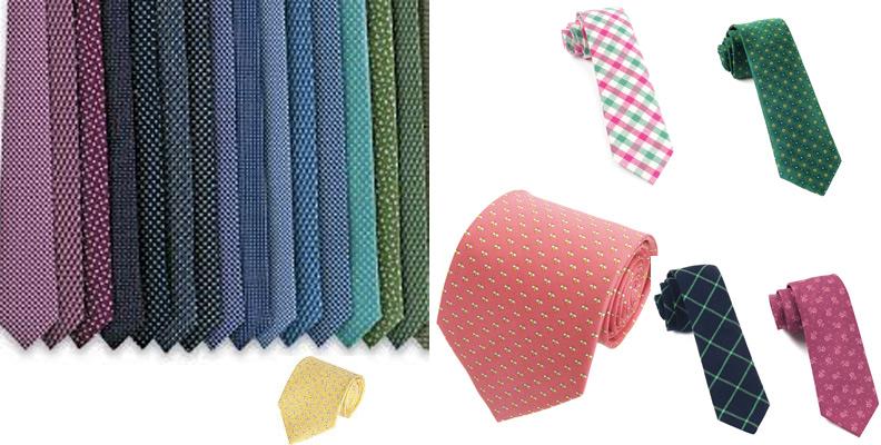Collage corbatas