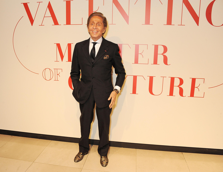 Valentino: el último emperador de la moda