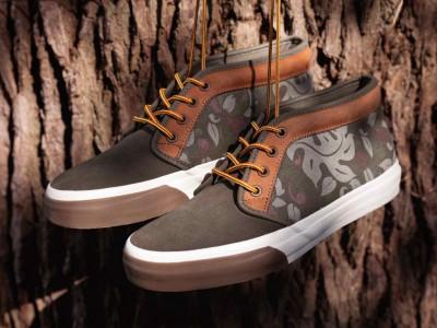 La nueva colección de zapatillas Vans se llama California