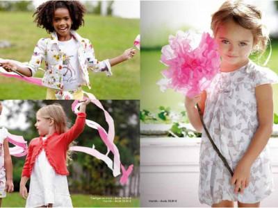 La ropa infantil de moda en Chicco