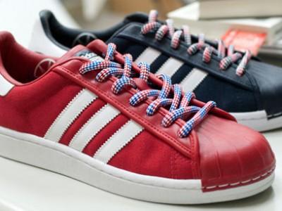 Las Adidas Superstar, de la cancha de baloncesto a la calle