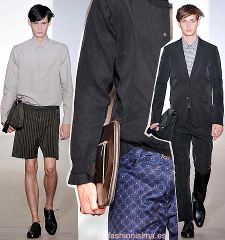 Los bolsos para hombre son el complemento de moda masculina más en auge